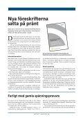 Elsäkerhetsverkets nyhetsbrev Aktuellt - Voltimum - Page 4