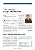 Elsäkerhetsverkets nyhetsbrev Aktuellt - Voltimum - Page 5