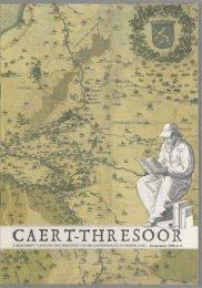 Aflevering / Issue 4 - Caert-Thresoor