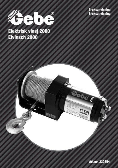 560210 Bruksanvisning