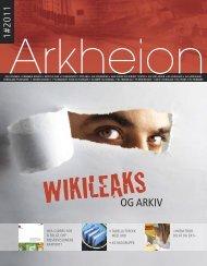 Last ned bladet som PDF. - Arkheion