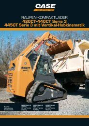 420CT-440CT Serie 3 445CT Serie 3 mit Vertikal-Hubkinematik