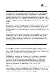 Watergedragen verven - Multiplaat Werkendam