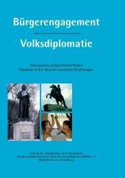 Begleitbuch - des Bundesverbandes Deutscher West-Ost ...