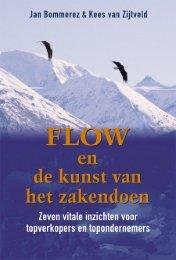 FLOW en de kunst van het zakendoen - Nieuwe dimensies