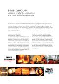 LARGE-DIAMETER PIPE PLANTS - SMS Meer GmbH - Page 2