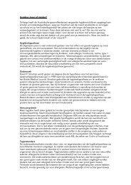 Hygiënehypothese - herschreven - GGD Amsterdam