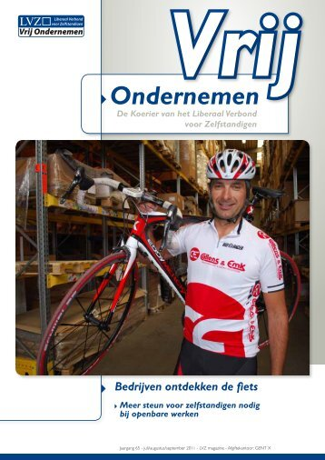 VRIJ ONDERNEMEN jul-aug-sep2011