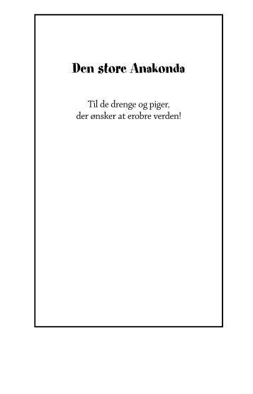 Kapitel 1 - Forlaget RIPRAP