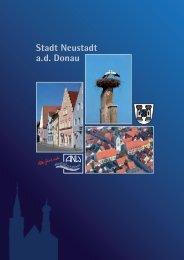 kommen Sie zur neuen Stadtbroschüre - Neustadt an der Donau