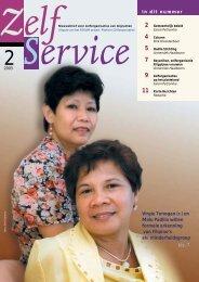 Zelf Service nr. 2 (2003) - Forum, Instituut voor Multiculturele ...