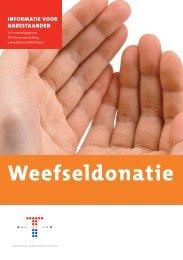 Weefseldonatie