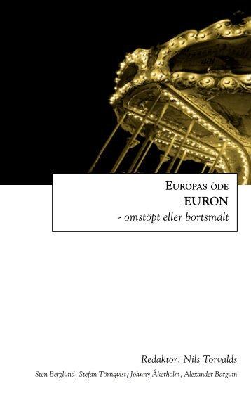 Europas öde EURON.pdf - Lokus