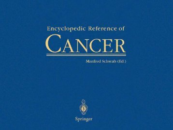 Springer, Encyclopedic Reference Of Cancer (2001) Ocr 7.0 Lotb.pdf