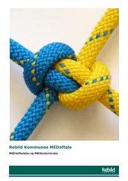 Samlet MED-aftale endelig udgave - Rebild Kommune