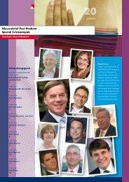 Pact Nieuwsbrief juli 2010 - PSW