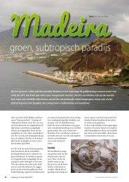 groen, subtropisch paradijs