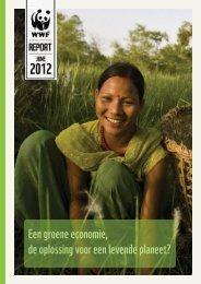 Een groene economie, de oplossing voor een levende planeet?