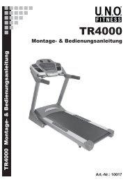 TR4000 - Beny Sports Germany