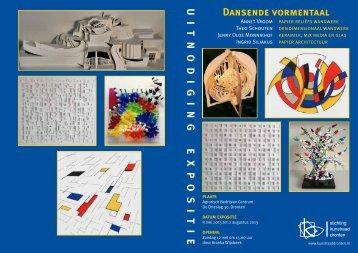 Bekijk de PDF van de uitnodiging - Kunstraad Dronten