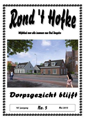 mei 2010.pub - Rond ´t Hofke