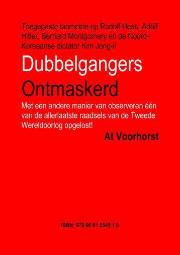 Download het gratis complete e-book 'Dubbelgangersontmaskerd'.
