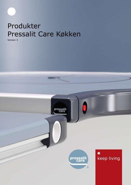 Produkter Pressalit Care Køkken - Funksjonsutstyr AS
