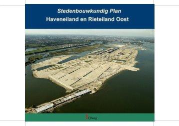Stedenbouwkundig Plan Haveneiland en Rieteiland Oost - Blok 52