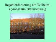 Herr Schad - Wilhelm-Gymnasium Braunschweig