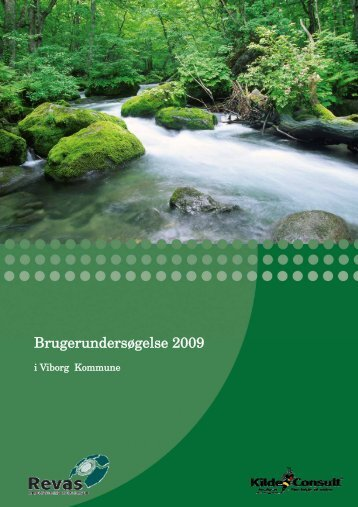 Brugerundersøgelse 2009 - Viborg Kommune