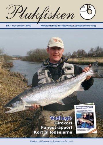 Tilmelding - Støvring Lystfiskeriforening