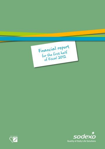 Interim condensed consolidated financial statements 1