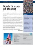 Scouting Spirit nummer 4 2007 - Nykterhetsrörelsens Scoutförbund - Page 2