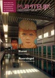 RUIMTELijK MAART 2003 - Stichting Ruimte Roermond