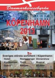 Sveriges största sortiment i Köpenhamn - Resor till Danmark ...