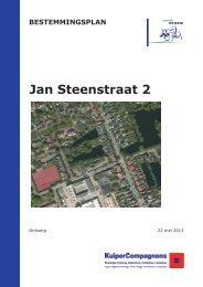 Jan Steenstraat 2 - Gemeente Woerden
