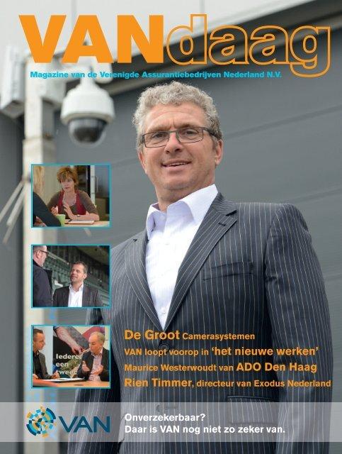VANdaag - Verenigde Assurantiebedrijven Nederland NV