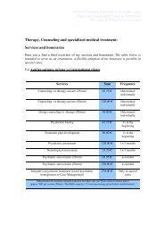 Privatpraxis für Psychiatrie und Psychotherapeutische ... - dr-richi.com