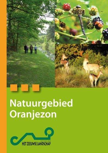 Natuurgebied Oranjezon - Stichting het Zeeuwse Landschap