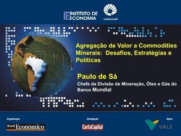 Baixar Apresentação - Brasil Econômico