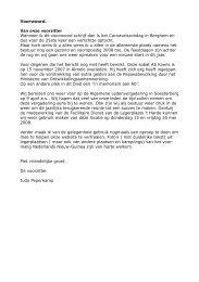 nieuwsbrief februari 2008 - De Vereniging Nederlands Nieuw ...