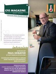 interview - CFO Magazine
