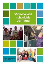 schoolgids 2011-2012 - Maarlandschool
