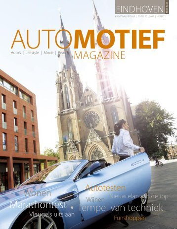 autotesten - AutoMotief Magazine