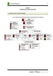 BAB 2 Struktur Organisasi - Pengadilan Agama Biak