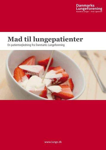 "Download ""Mad til lungepatienter"" - Danmarks Lungeforening"