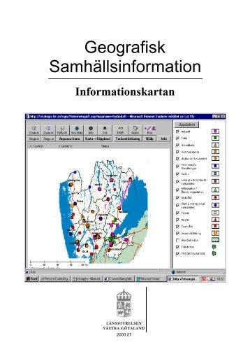 Här - Information Västra Götaland