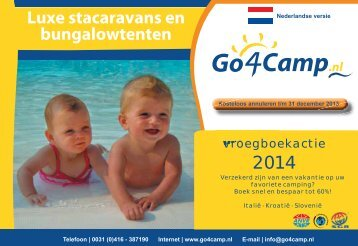 Go Camp - European Camping Group