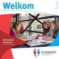 Informatie brochure - Heemgaard