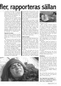 Maj Britt i spetsen Regeringen vill skicka fler trupper - Afghanistan.nu - Page 5